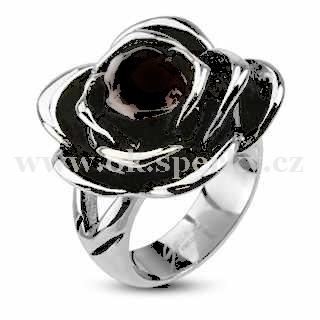 Prsten z chirurgické oceli R-M2349 (Prsten R-M2349)