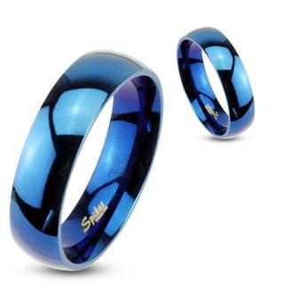 Ocelové prsteny Spikes R004-6 (Snubní prsteny R004-6)