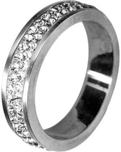 Prsten Swarovski RSSW02 (Ocelový prsten RSSW02)