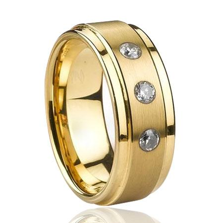 Wolframový prsten WRY-380