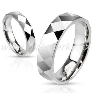 Snubní prsteny z chirurgické oceli R-M2503 (Prsteny z chirurgické oceli R-M2503)