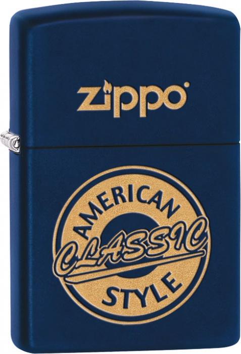 Zippo benzinovy zapalovac classic 26697 for American classic style