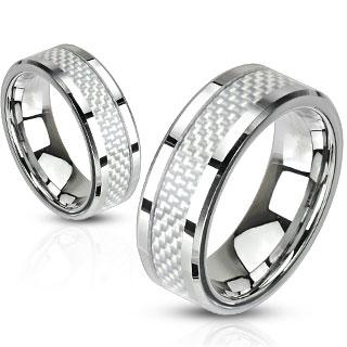 Snubní prsteny z chirurgické ocel R-M2314