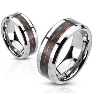 Snubní prsteny z chirurgické ocel R-M2315