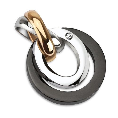 Přívěsek z chirurgické oceli SSPHC-0159-1