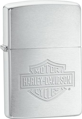 Benzínový zapalovač Zippo Harley-Davidson® 21091 (Benzín Zdarma)