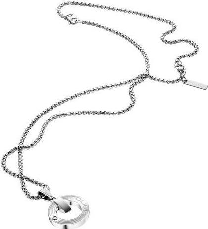 POLICE náhrdelník Stendby POLICE PJ25321PSS/01