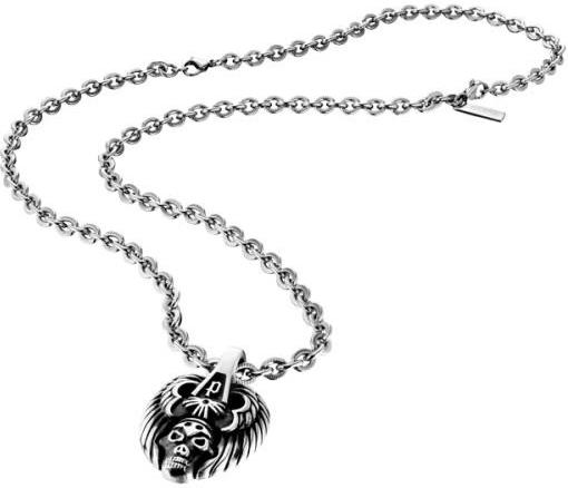 Police náhrdelník PJ24692PSE/01 Chief