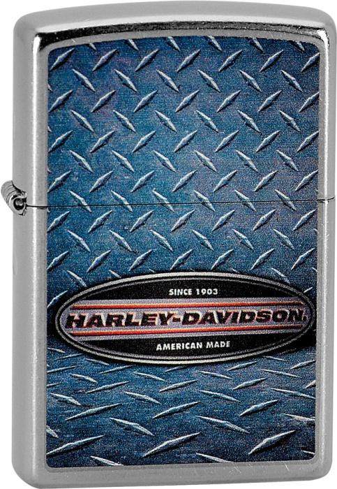 Benzínový zapalovač Zippo Harley-Davidson® 25380 (Benzín Zdarma)