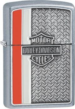 Benzínový zapalovač Zippo Harley-Davidson® 25413 (Benzín Zdarma)