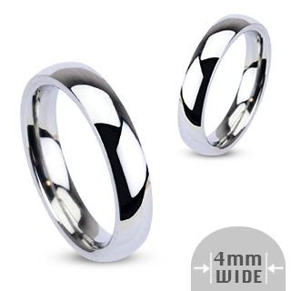 Snubní prsteny z chirurgické oceli R001-4