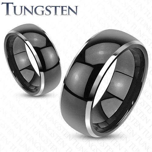 Wolframové snubní prsteny R-TU-183