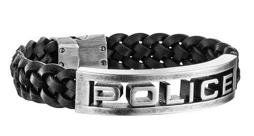 Pánský náramek Police Stamp PJ25489BLB/ 01-L