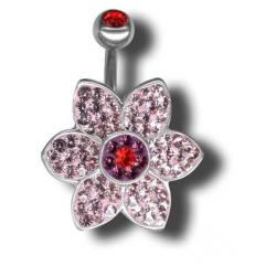 Swarovski Piercing ATCFLOWER07 (Swarovski Piercing ATCFLOWER07)
