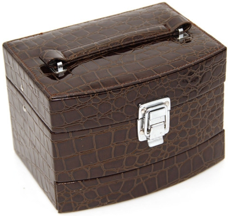 Šperkovnice JKBox Brown SP-300-A21