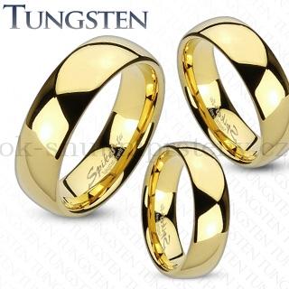 Wolframové snubní prsteny R-TU-145