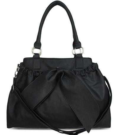 Kabelka LS00241 Bow Tie Fashion Shoulder Handbag