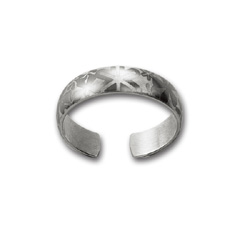 Prsteny na nohu TRSX16 (Ocelový Prsteny na nohu TRSX16)