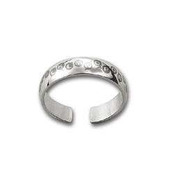 Prsteny na nohu TRSX08 (Ocelový Prsteny na nohu TRSX08)