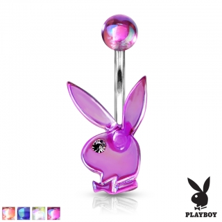Piercing do pupíku Playboy Bunny PBNB-005