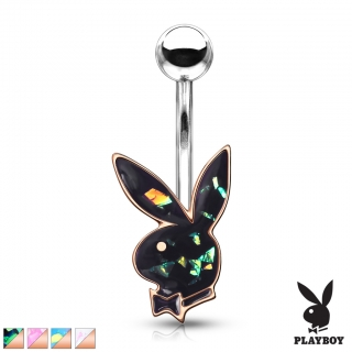 Piercing do pupíku Playboy Bunny PBNB-006