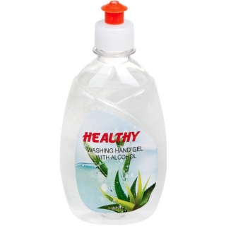 Healthy antibakteriální gel s Aloe Vera 400 ml