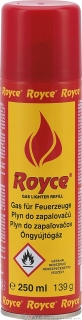 Royce plyn do zapalovačů 250ml 10034